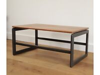 Coffee table beautifully Up cycled Retro/ Contemporary Mid Century Vintage 1960's 1970's