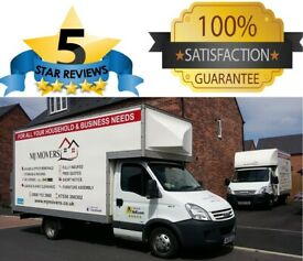 Professional Removal Service - MJ MOVERS - Man & Van Service, House Relocation Service, 5* Reviews C