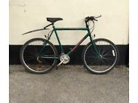 Gents Raleigh mountain bike 22'' frame £45