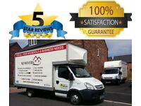 Derby House Removals with No 1 Man with a Van, Fully Insured , Delivery Service , Short Notic D