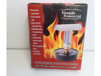 Single Burner Greenhouse Heater - Fireside Products