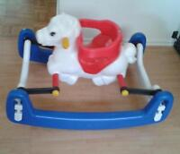 Today's Kids Rock & Bounce Horse