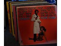 "Job lot/bundle x30 named Soundtrack vinyl LPs/12"" singles OST/TV collection"