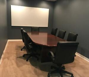 AFFORDABLE AND PROFESSIONAL OFFICES IN CALGARY AVAILABLE - $475