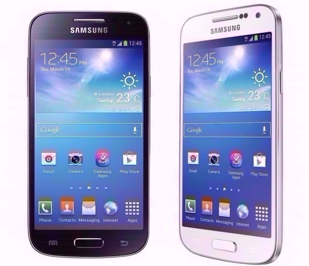 SAMSUNG GALAXY S4 MINI UNLOCKED TO ANY NETWORK ***** BOXED