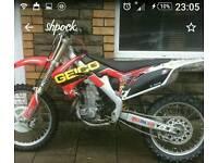 Honda crf 450 2010