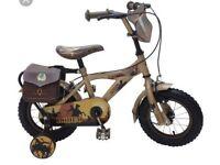 "Cowboy kids bike 12"" (New condition)"