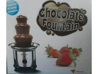 Classic Chocolate Fountain