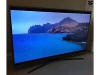 55in SAMSUNG 4K UHD SMART TV -FREEVIEW HD -1400hz-WIFI- NANO CRYSTAL DISPLAY