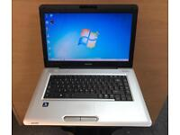 Toshiba Quick Laptop (Kodi) 3GB Ram, 80GB, HDMI, Windows 7, Microsoft office, VGood Condition