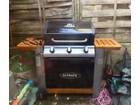 Outback Spectrum 3 gas BBQ grill