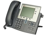 Cisco IP Phone 7942 VoIP SIP Internet