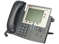 Cisco IP Phone 7942 VoIP SIP Internet