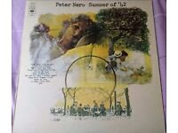 Peter Nero Summer of '42 Vinyl Album LP (CBS 64790)