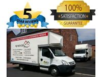 HOUSE REMOVALS IN LOUGHBOROUGH and SHEPSHEAD - MAN & VAN,VAN HIRE, UNBEATABLE PRICES GUARANTEED