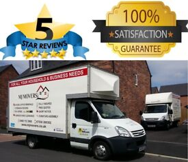 Professional House Removals & Man with a Van for Hire in Clay Cross - Insured - Uniformed -Check us