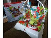 Fisher-Price WoodLand Friends Bouncer