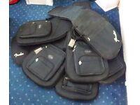 Fender Gig Bags x7