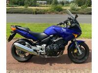 Honda CBF600 SA-4 ABS