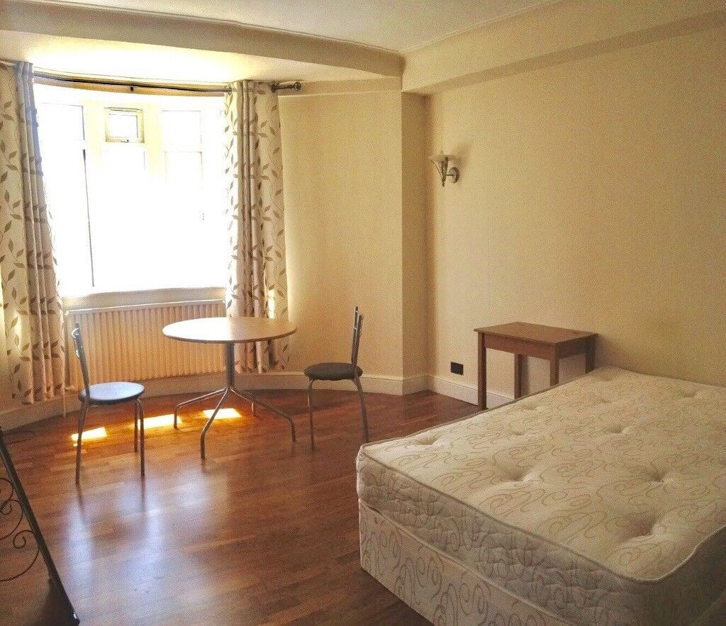 Double Room, Swiss Cottage, Central London, South Hampstead, Zone 1, All Bills Included, gt1