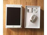 iPad Mini 4 | Wifi only, 16gb, Silver