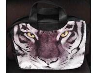 DECORATIVE TIGER PATTERN 15.6 LAPTOP SLEEVE CASE BAG