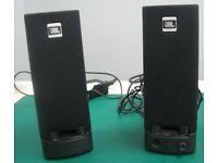 JBL Platinum SP08A11 Speakers