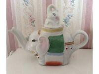 Elephant teapot. New.
