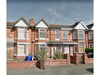Large double bedrooms in shared house suitable for Students and Young Working People!