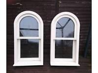 Mock sash window