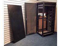 Orion Rack Mount Acoustic 42U Cabinet Model AR42-6-10 Pro Series