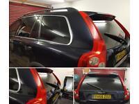 WINDOW TINTING (SUNTEK CARBONE any sedan) FROM £110