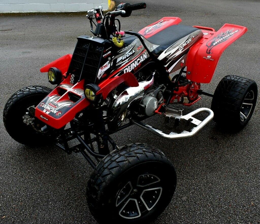 YAMAHA BANSHEE 350 (ROAD LEGAL) | in Burnley, Lancashire | Gumtree