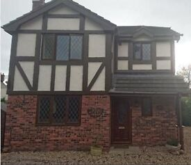 Modern 3 bed detached house to rent in Penyffordd near Chester available mid Feb