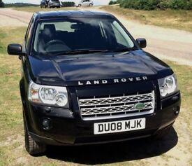 Land Rover Freelander 2 GS, 2.2 TD4 5dr, FSH, New Cambelt, 12m Warranty, MOT