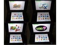 Nintendo 3DS XL Console with 70 games bundle