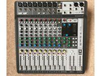 Soundcraft Signature 12MTK - Excellent Condition - Gig Bag - Rack Mounting Kit