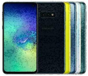 Samsung Galaxy S10e 128GB SM-G9700 Dual SIM Prism Black / Prism Green / Prism White - Factory Unlocked