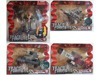 Bundle of Hasbro Transformers 2007 & Revenge of the Fallen Movie Toys