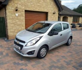 2013 Chevrolet Spark 1.0LS Northumberland. Not clio ford audi citreon Peugeot honda toyota Vauxhall