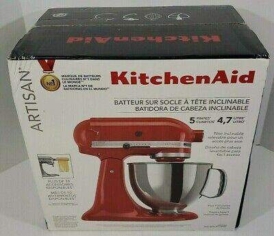 KitchenAid Artisan 5 Qt. Tilt Head Stand Mixer - Bordeaux (KSM150PSBX)