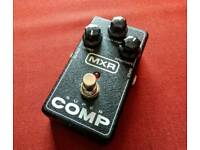 MXR Super Comp Compressor Guitar Pedal