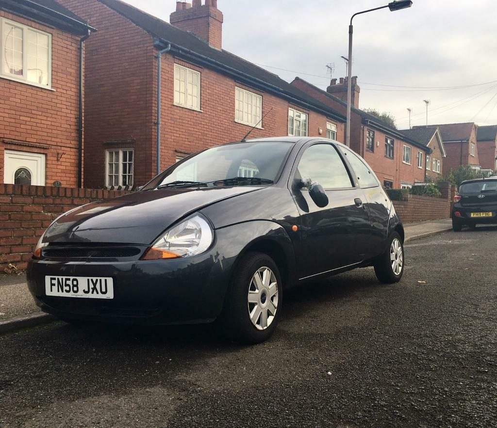 Ford Ka Style 1.3 2008 Spares or Repair