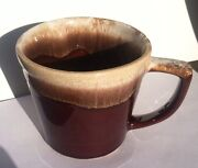 McCoy Brown Drip Cup