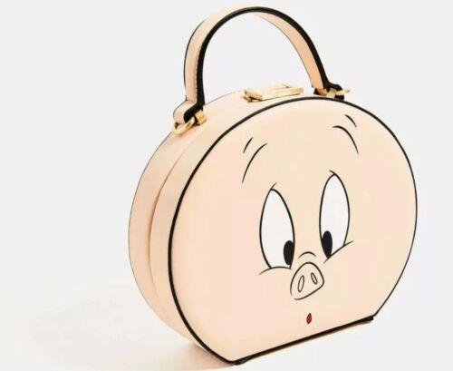 Porky Pig Zara Looney Tunes bag