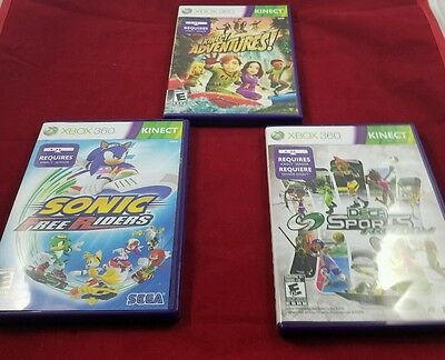 Kinect games Lot for sale  Shipping to Nigeria