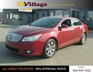 2010 Buick LaCrosse CXS Harman/Kardon Audio System, Leather I...