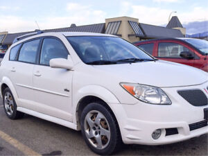 2006 Pontiac Vibe clean first owner
