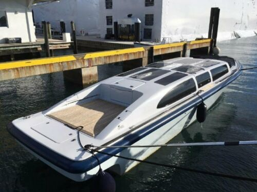 Luxury Water Limo, VIP Shuttle Service, VIP Yacht Tender, Water-Taxi, Ride share