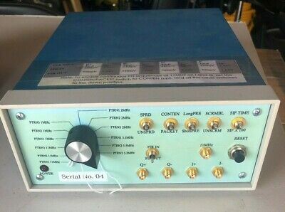 Custom Wireless Test Equipment 802.11 Wlan Waveform And Pattern Generator